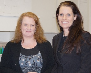 Dr Cheree Murrihy & Maria Bailey
